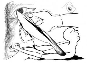 07 - Traue ihren Augen nicht (Das Messer)