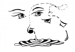 Antike Traurigkeit (Déja-vu)
